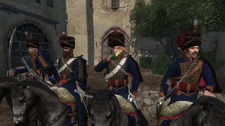 napoleonic wars 1.104 патч