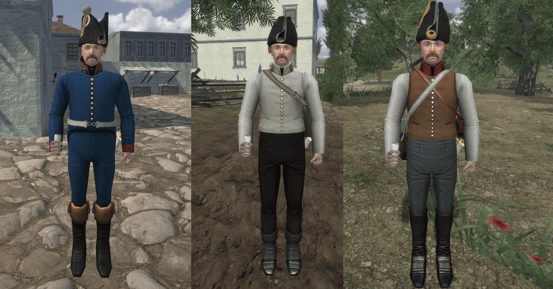 Napoleonic Wars, nuevo parche 1.2 Medics1