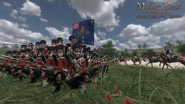 скачать игру mount blade warband napoleonic wars